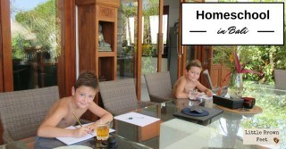 home school in bali