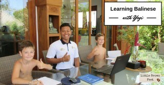 learning balinese