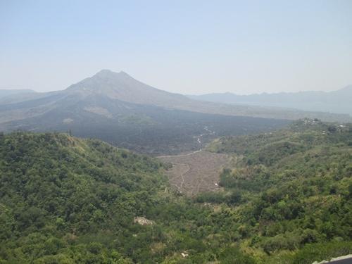 mt batur volcano bali